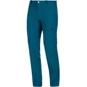 Mammut Runbold - Pantalones de Trekking Hombre - azul